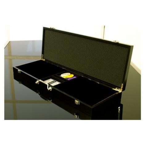Garthen D00502 Dřevěný kufr na 500 ks žetonů s příslušenstvím
