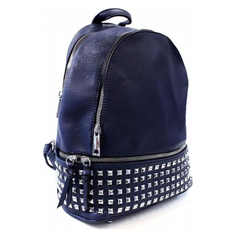 Modrý dámský netradiční batoh Vladen Mahel