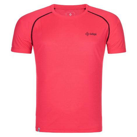 KILPI Pánské ultralehké tričko DIMARO-M PM0063KIPNK Růžová
