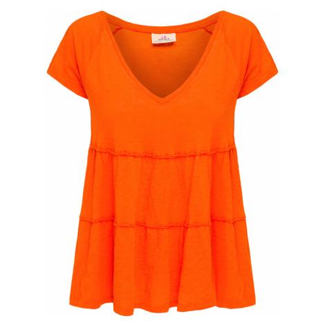 Tričko Deha EXPRESSION oranžová