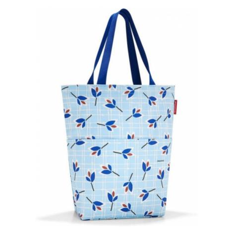 Městská taška přes rameno Reisenthel Cityshopper 2 Leaves blue