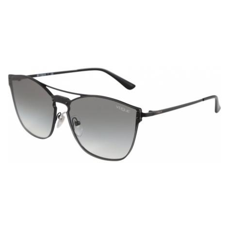 VOGUE Eyewear Sluneční brýle šedá / černá