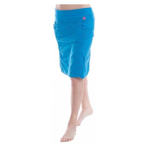 Dámská sukně Alpine Pro ABODANCE 2 - modrá
