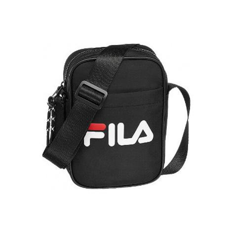 Černá taška přes rameno Fila