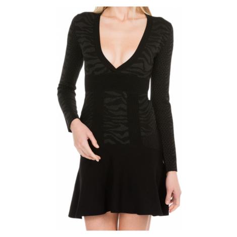 Černé šaty - JUST CAVALLI