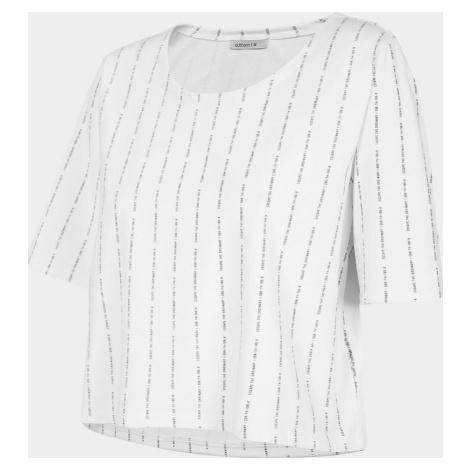 Dámské tričko Outhorn TSD630 Bílé