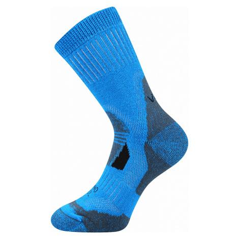 Ponožky VoXX merino modré (Stabil) S