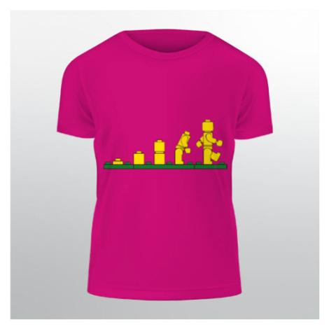 Pánské tričko Classic Heavy Evolution Lego