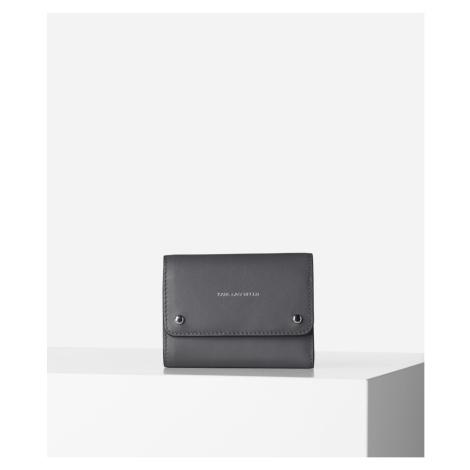 Peněženka Karl Lagerfeld K/Ikon Md Flap Wallet