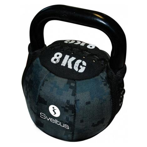 Soft kettlebells 8kg Posilovací nářadí 1103 Sveltus