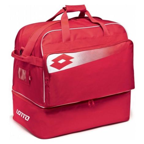 Lotto BAG SOCCER OMEGA II červená - Sportovní taška