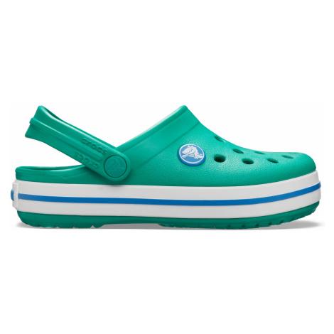 Crocs Crocband Clog K Deep Green/Prep Blue