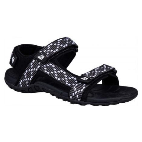 ALPINE PRO LAUN černá - Dámská letní obuv