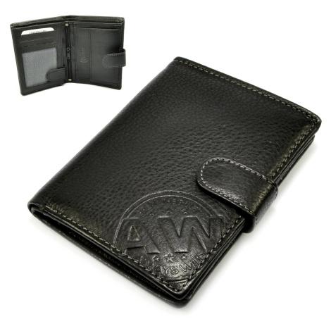 Pánská peněženka černá Wild