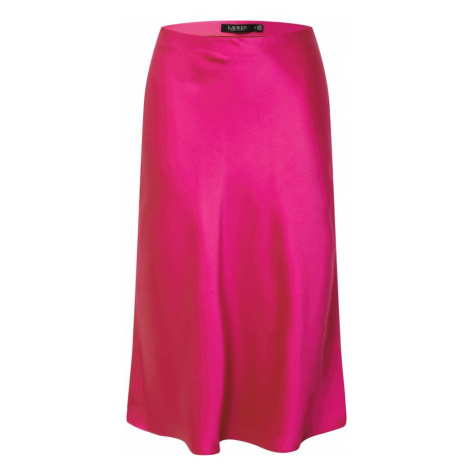 Lauren Ralph Lauren Sukně 'Sharae' pink