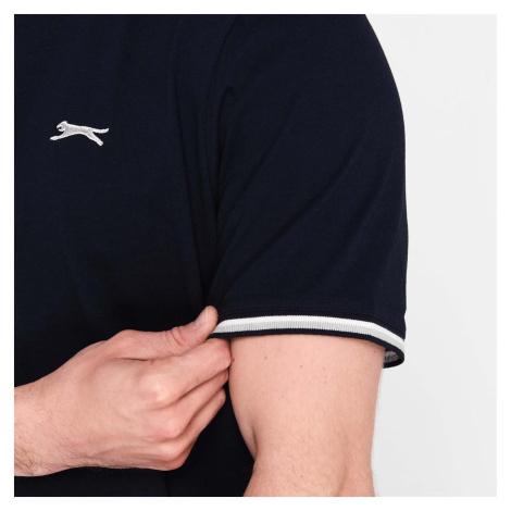 Pánské tričko Slazenger Tipped