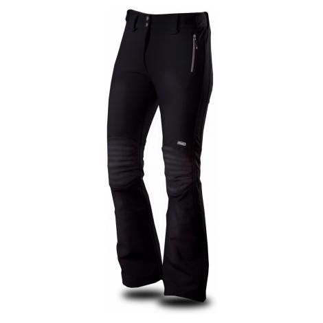 Pánské lyžařské kalhoty TRIMM Tomba black