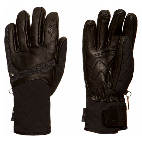 Lyžařské rukavice Ziener KRISTALL AS AW černá