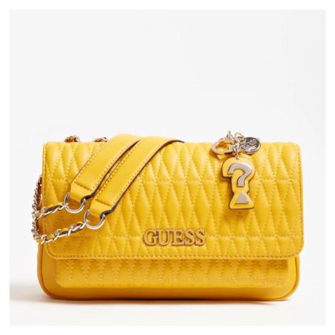 Guess dámské žluté crossbody