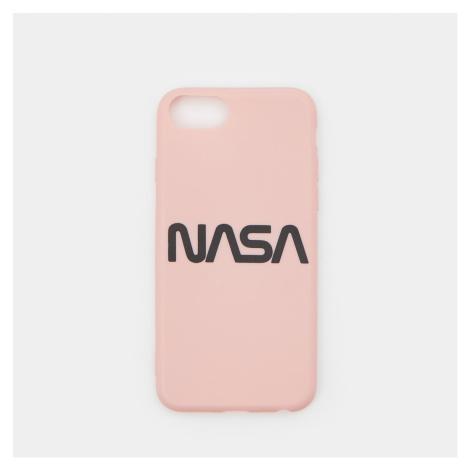 Sinsay - Pouzdro na iPhone 6, 7, 8 a SE NASA - Růžová