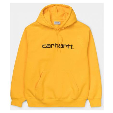 MIKINA CARHARTT Hooded Carhartt Sweat - žlutá Carhartt WIP