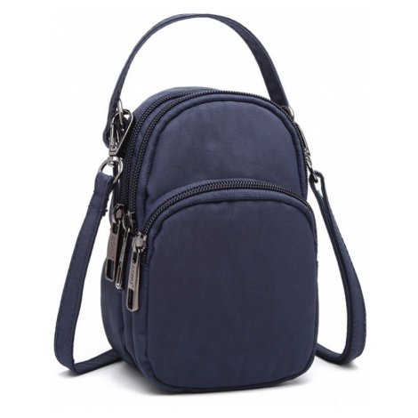 Modrá menší praktická taška na cesty Justus Lulu Bags