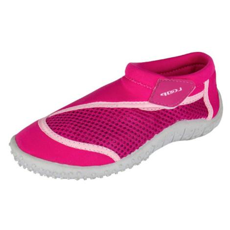 LOAP HANK KID Dětské boty do vody GSU1724J60J růžová