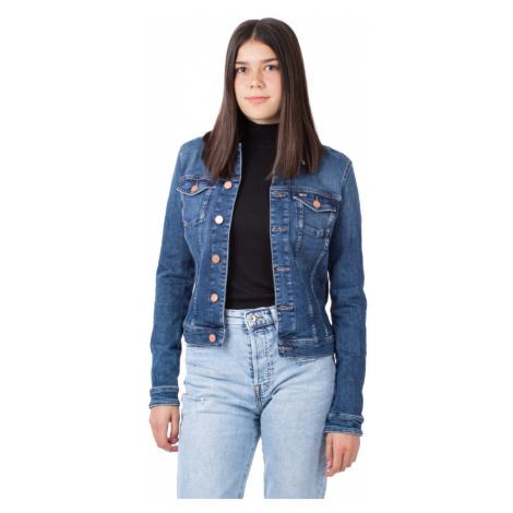 Tommy Jeans dámská džínová bunda Tommy Hilfiger