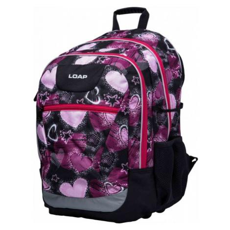 Loap ELLIPSE růžová - Školní batoh
