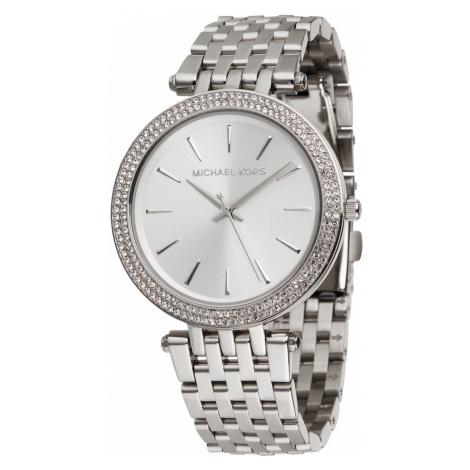 Michael Kors Analogové hodinky 'DARCI' stříbrná