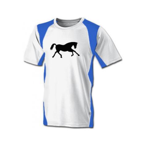 Funkční tričko pánské Běžící kůň