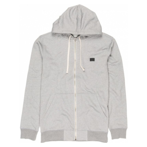 MIKINA BILLABONG ALL DAY ZIP UP - šedá