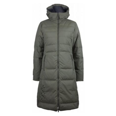 Kabát SKHOOP Long Down Jacket olive