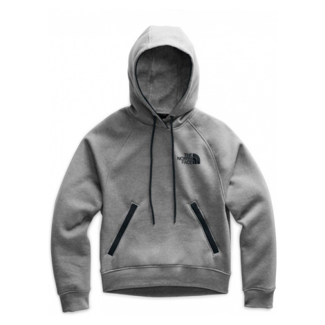 The North Face W Graphic Hoodie šedé NF0A3XDEDYY