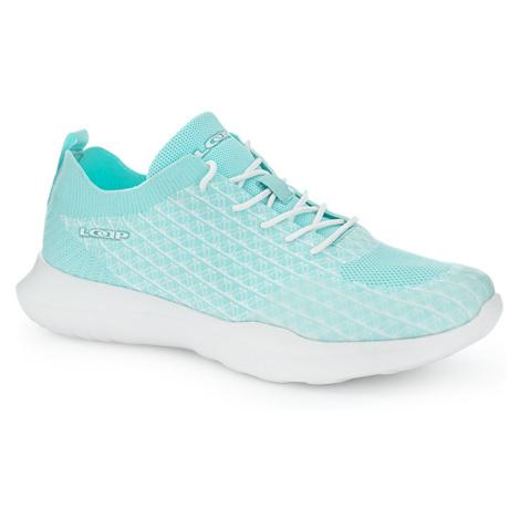 AISA women's walking shoes green LOAP