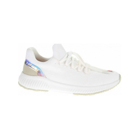 S.Oliver Dámská obuv 5-23600-34 white uni Bílá