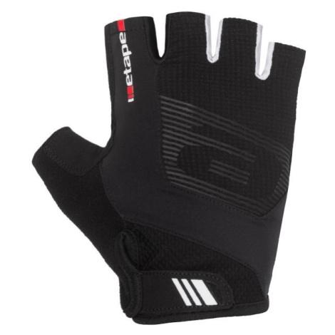 Etape GARDA černá - Cyklistické rukavice
