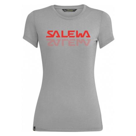Dámské triko Salewa Graphic Dry W S/S Tee