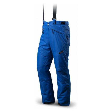 Pánské lyžařské kalhoty TRIMM Panther blue