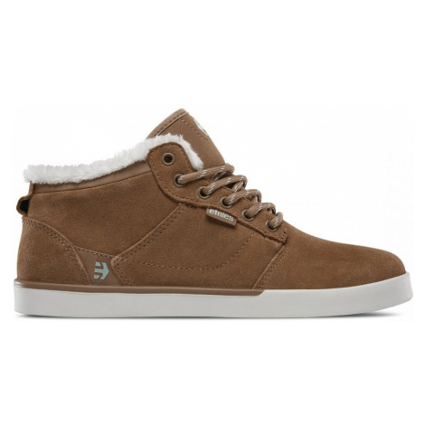 Boty Etnies Jefferson Mid brown