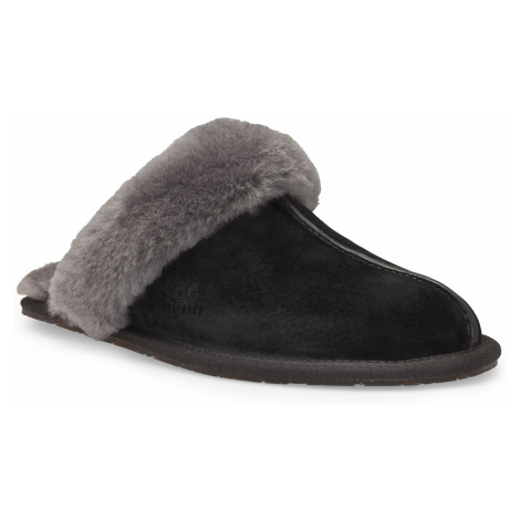 5661-SCUFFETTE II Black/Grey UGG
