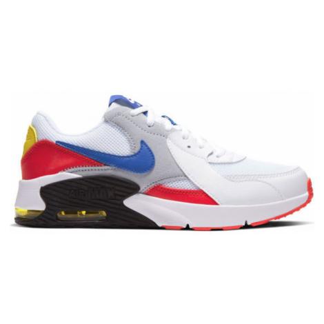 Nike AIR MAX EXCEE GS bílá - Dětská volnočasová obuv