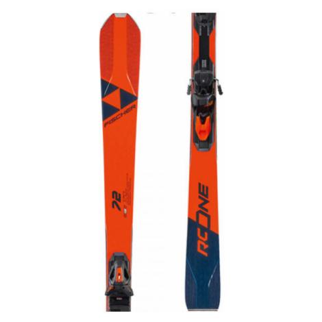 Fischer RC ONE 72 MF + RSX Z12 PR - Sjezdové lyže