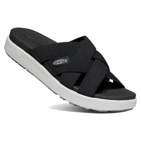 KEEN Dámské pantofle ELLE SLIDE black