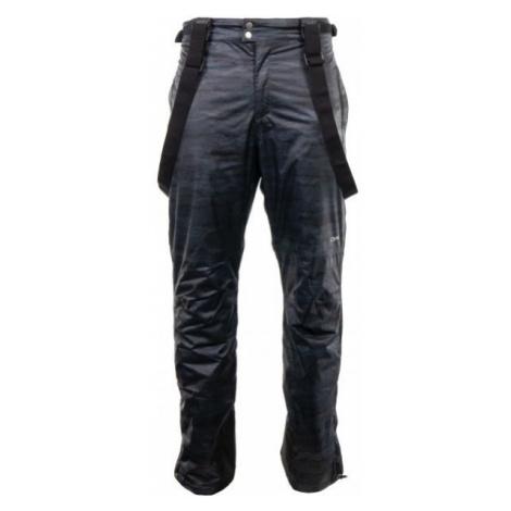 ALPINE PRO YABUN 3 černá - Pánské lyžařské kalhoty