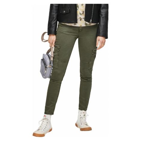 s.Oliver dámské cargo kalhoty 14.1Q1.76.7431/7940