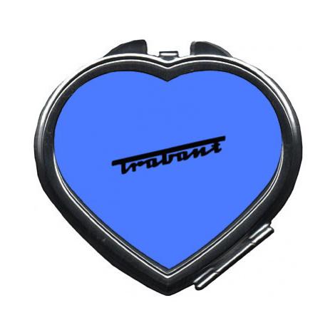 Zrcátko srdce Trabant