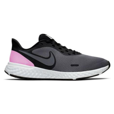 Nike REVOLUTION 5 W černá - Dámská běžecká obuv