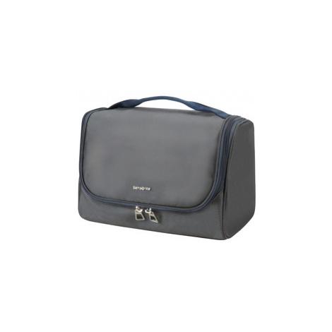 SAMSONITE Rozkládací kosmetická taška Cosmix Black Iris, 27 x 12 x 18 (85222/5953)