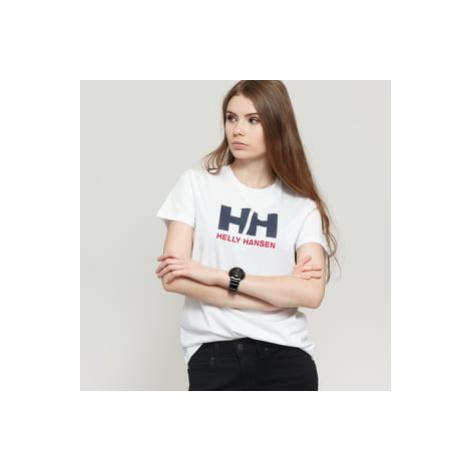Helly Hansen W HH Logo Tee bílé
